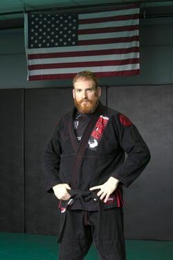 Matt Bryers from The Cage JSA