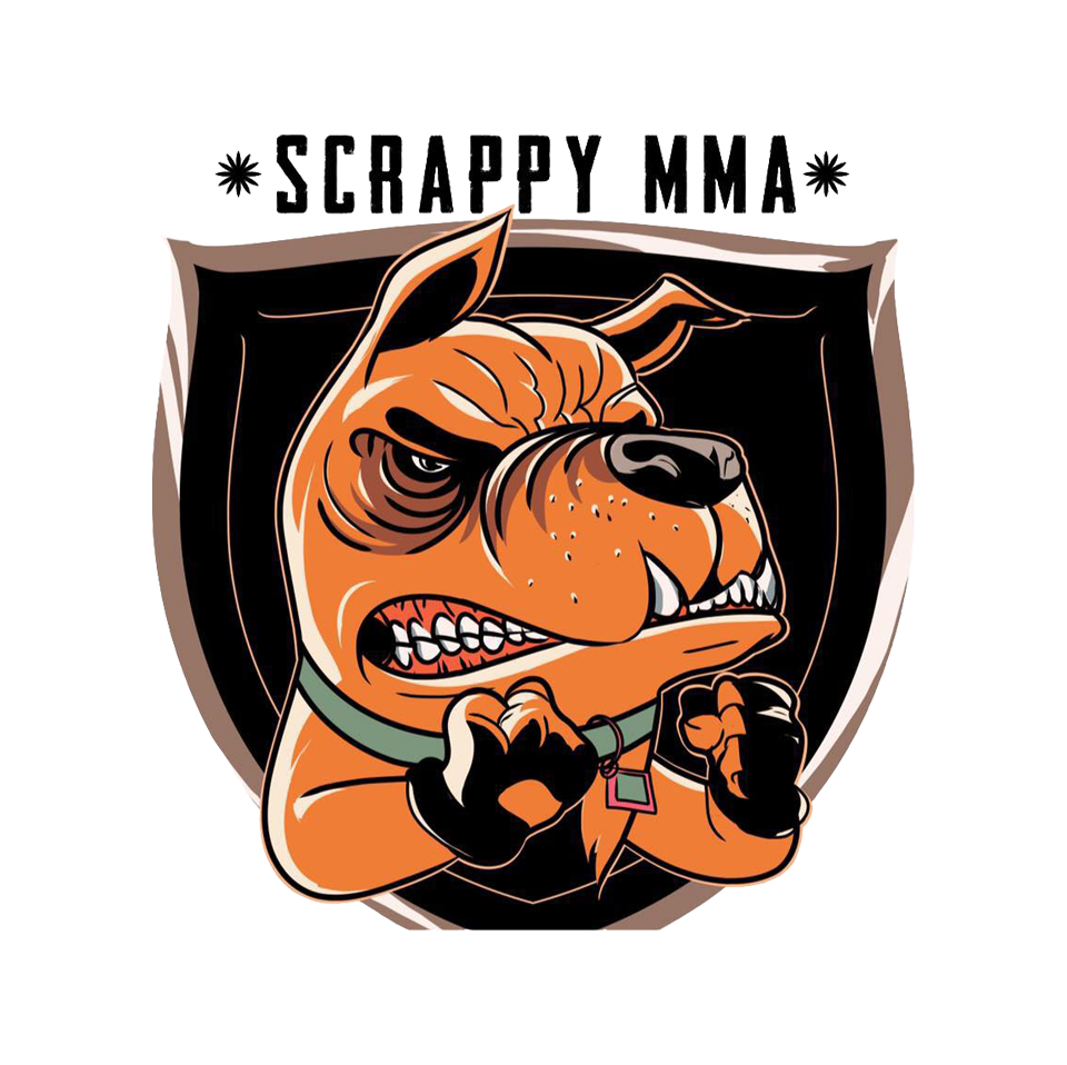 Scrappy MMA logo